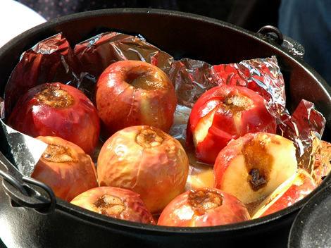 焼きリンゴって美味しいの?