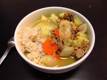 日本軍のレシピ参考にカレー作ったったwwwwwwwwwww