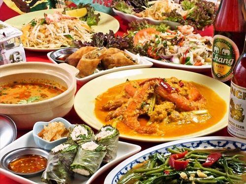 女子ってタイ料理好きが多いけどなんで?