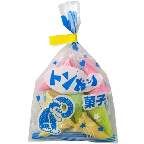 昭和の駄菓子として親しまれてきた「トンガリ菓子」の井桁千製菓が廃業