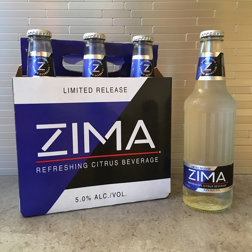 「ZIMA」とかいうオシャレで美味しいくせに安いお酒
