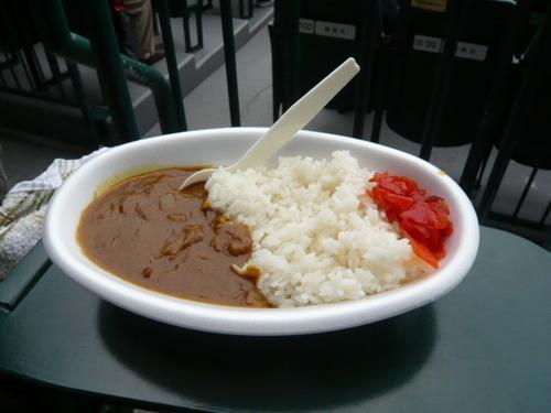 甲子園カレー(550円)wwwwwwwwwwwwwwwwww