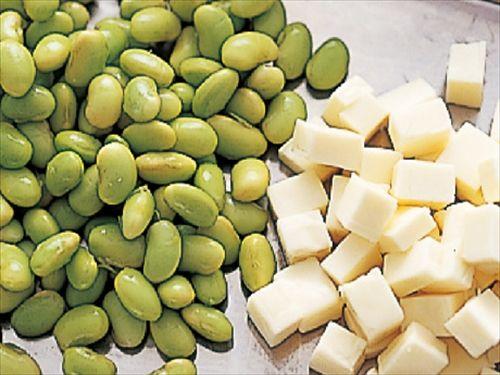 枝豆にチーズはNG!じつは相性の悪い食べ合わせ5選
