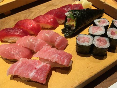 東京で旨い寿司屋教えて