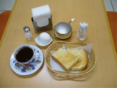 彡(^)(^)朝食無料のホテル!?ええやんここにしたろ!予約ポチー