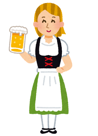 ドイツ人「主食はイモ。毎日3食パンだが」
