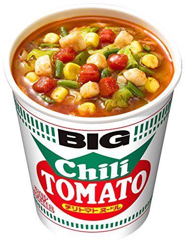 【急募】カップヌードルチリトマトに入れると美味いもの