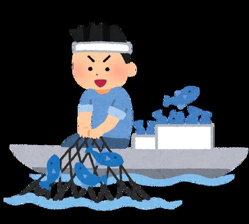 元定置網漁の漁師やったけど質問ある?