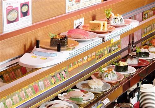 回転寿司屋でバイトしたことあるけど質問ある?