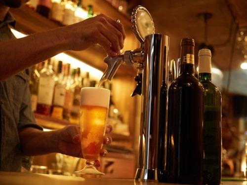 外国人はビールのつまみに何食ってるのかな?