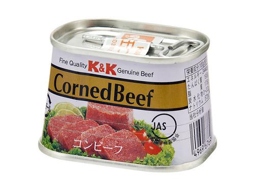 結局コンビーフってどう食うのが一番うまいんや?
