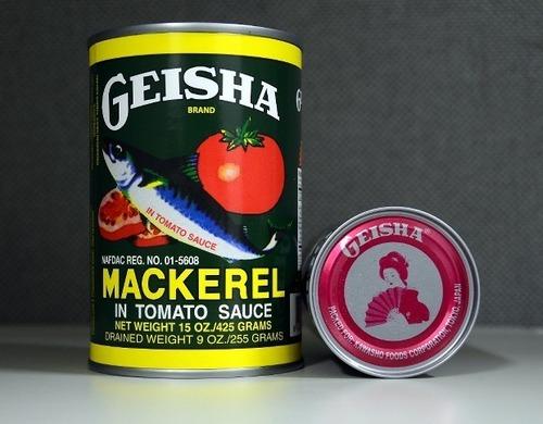 西アフリカでは日本のサバ缶が国民食