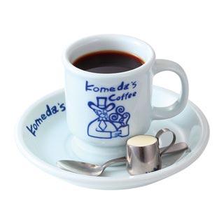 【悲報】コメダのブレンドコーヒー、400円もする
