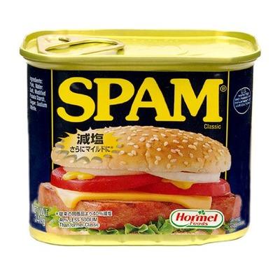 【缶詰】おいしいスパム(SPAM)料理を教えて!