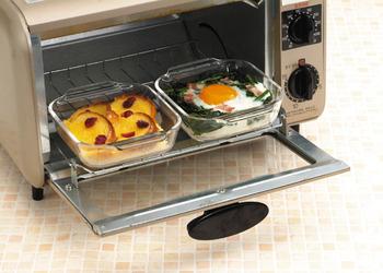 オーブントースターで出来る料理