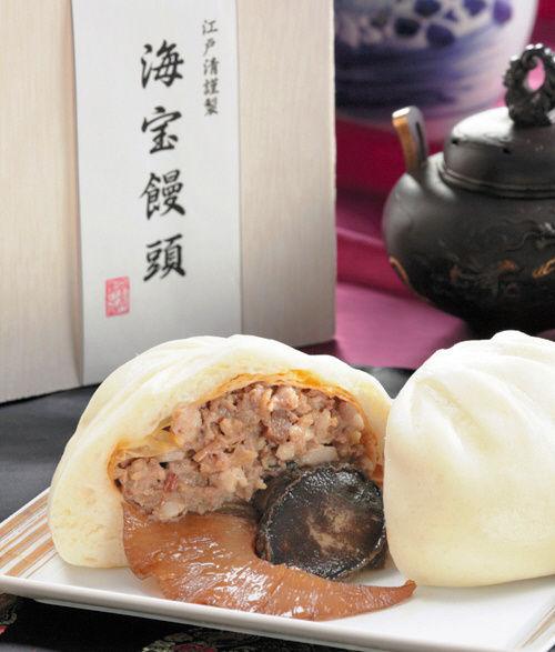 1個2000円の高級中華まんの断面画像がかつてないほど食欲をそそらない