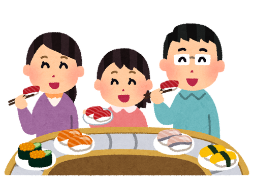 意外?回転寿司、注文派が圧倒的に多い 関東68.6%が注文派 関西53.6%が注文派
