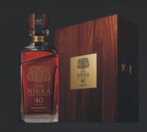 1945年に仕込まれた原酒を使用 ニッカが1本50万円のウイスキーを発売へ