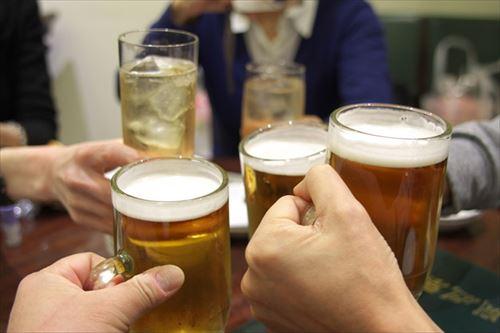 ワイ飲み会担当大臣、最初の飲み物をビールに統一