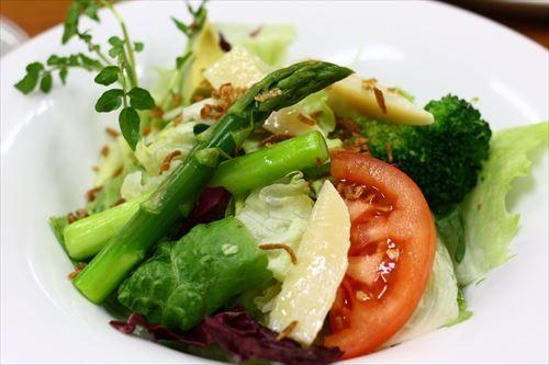 サラダに入ってるとテンション上がる野菜
