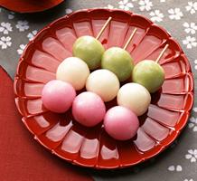 江戸時代の人達は甘いものが欲しいときはどうしてたのかな