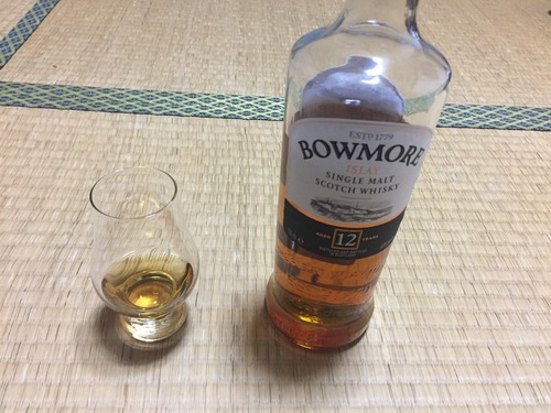 ウイスキー飲むで!