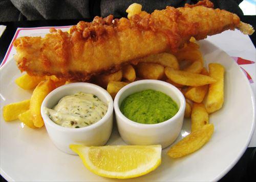 【閲覧注意】なぜイギリス人はフィッシュ&チップスを超える国民食を開発できないのか