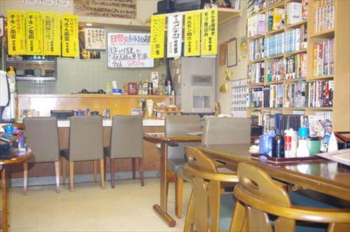 小汚い定食屋によく置いてある漫画wwwwwwwwwwwwww