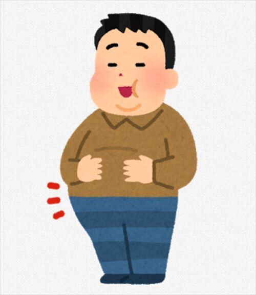 痩せてる人ってどうやって食欲抑えてんの?食べ過ぎが治らないんや