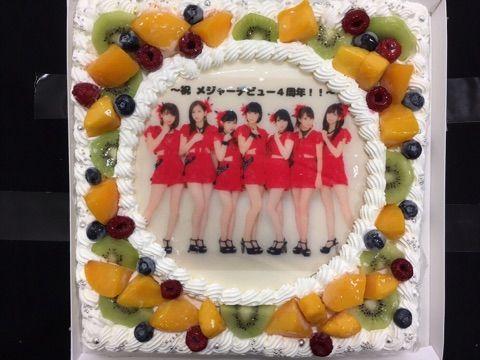 問 : このケーキを7つに平等に切り分けてください