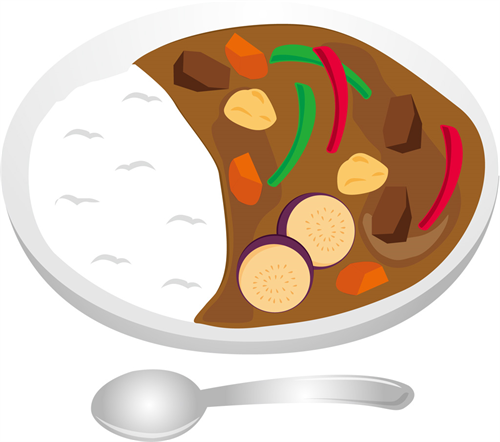 カレー作った翌日に冷蔵庫で冷やしたカレーを温飯にかけて食うの最強にうめぇよな!!