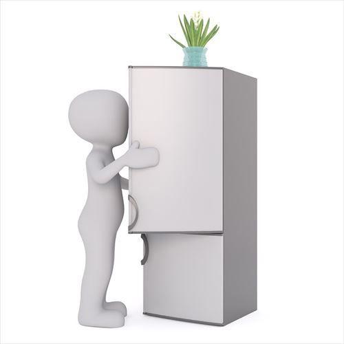 冷蔵庫のマグネットが弱くなってすぐドアが開くんだが