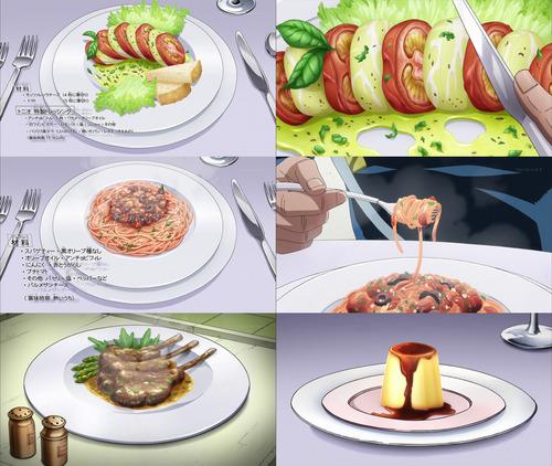 ジョジョのイタリア料理の話wwwwwwwwwwwwwwwwww
