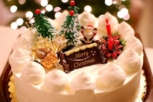お前らクリスマスケーキの予約した?