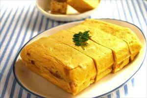 卵焼きを冷凍保存したい時はマヨネーズを混ぜて焼くとパサパサにならない