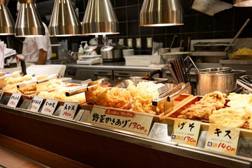 マッマ「年越しそばの天ぷらスーパーで買うと高いんごね...せや!」