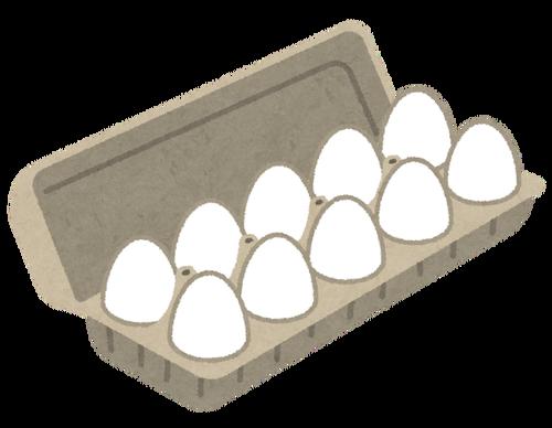 買い物に行くたびに卵のパックを買ってきては余らせる癖ってどうやったら直る?
