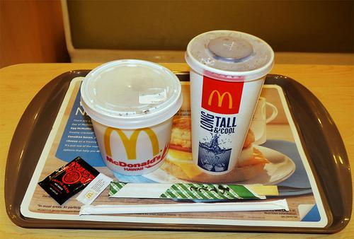 マクドナルドのラーメンが激しく美味しい件 / 地域住民にも大人気