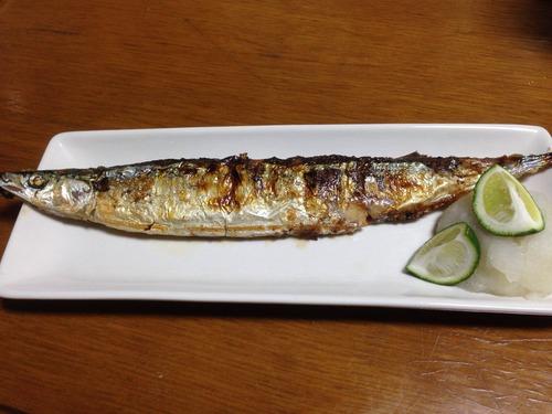 秋刀魚の食い終わりの綺麗さ評価してくれ