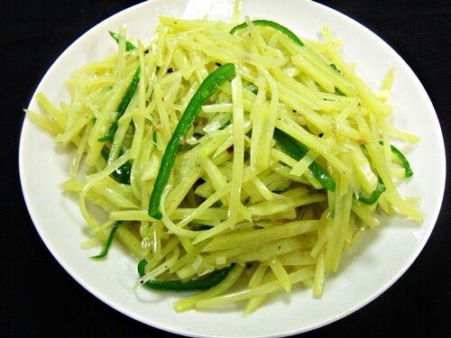 ワイ「中国で最も人気な料理はなんですか?」 中国人「土豆絲です」