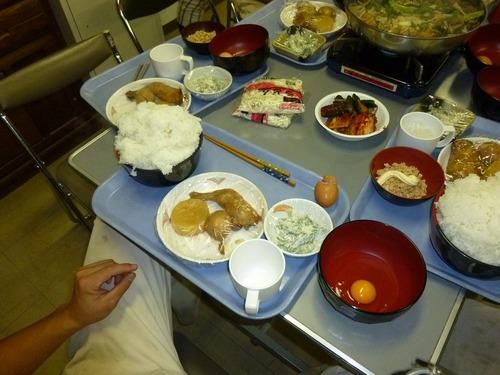 名門野球部の食事量wwwwwwwwwww