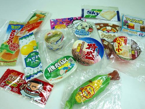 昭和の懐かしアイスどれ好きだった?
