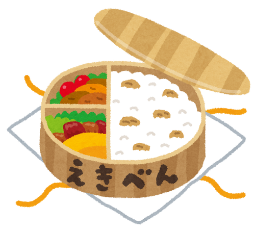 【急募】新幹線でギリギリ食っても許されるもの