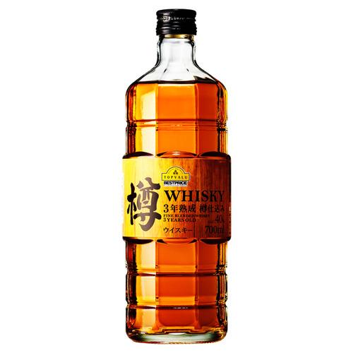 イオンのTOPVALUウイスキーを専門誌が批評してしまう 「たくあんと咳止めの味」