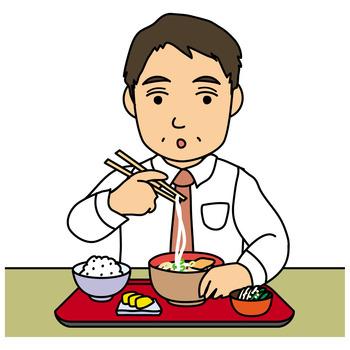 サラリーマンの昼食代、平均「510円」…妻ら「安い。昼食ならすぐ1000円行くでしょ」