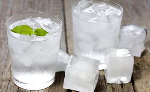 水の美味さ=冷たさ