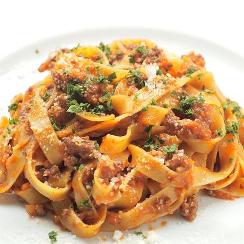 スパゲティの次に万能なロングパスタがフェットチーネという風潮