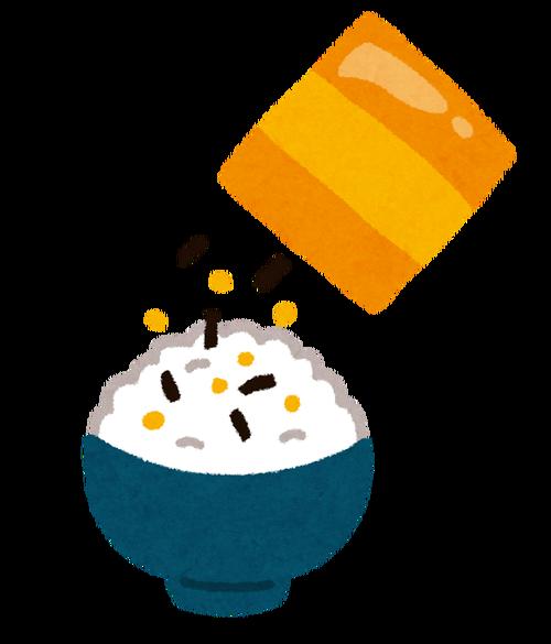 ふりかけを無料でくれる弁当屋に白飯を持って現れ、「ふりかけをくれ」と言ったおじいちゃん