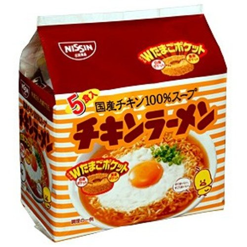 チキンラーメンを使ったアレンジレシピ