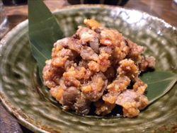 豚味噌。鹿児島の郷土料理なんだけど、ご飯が進む。あとおにぎりの具にもいい。
